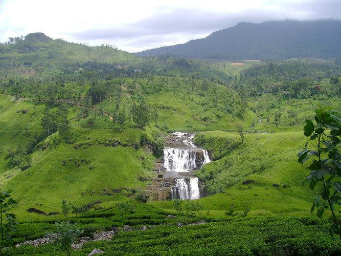 Nuvara eliya city