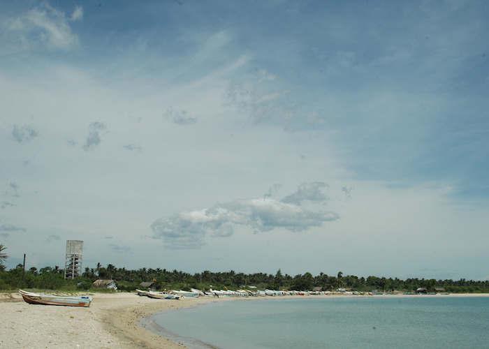 Passikuddah beach