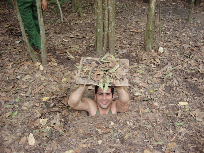 Tunnels of Cu Chi