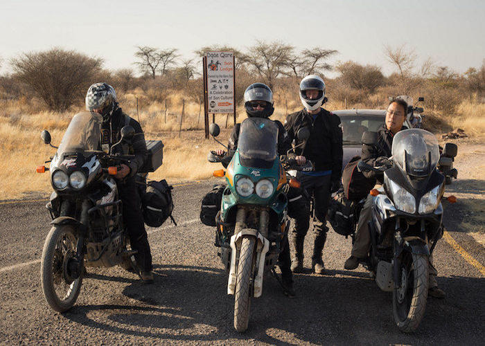 bike trips to south africa