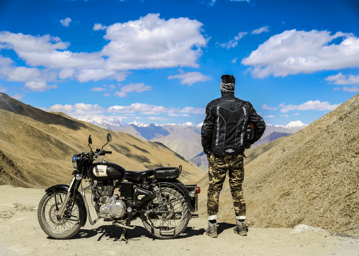 Adventures of Ladakh Manali - Leh - Manali