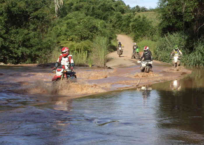 offroading in thailand
