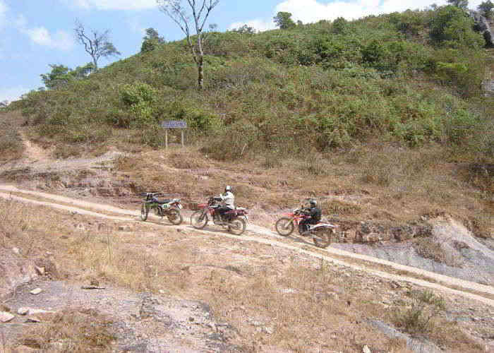 20 Offroad tour to the city of Nan | Thailand
