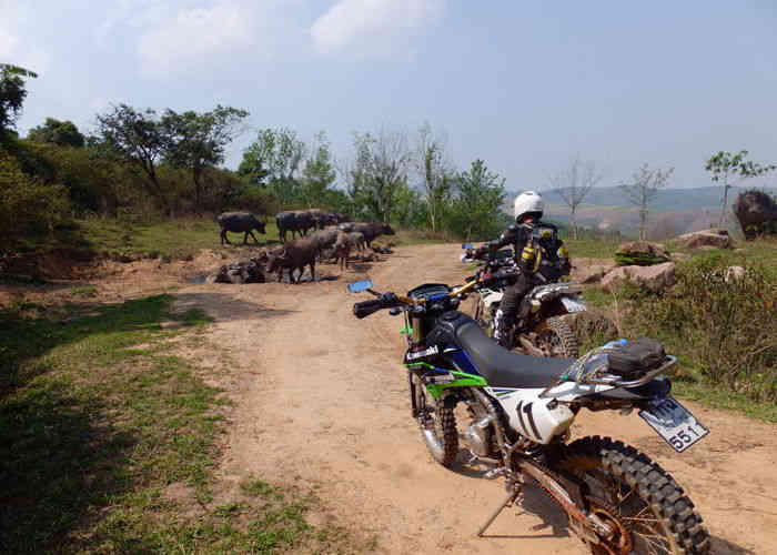 offroad tour to thailand