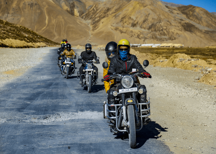 biking tour to leh - manali