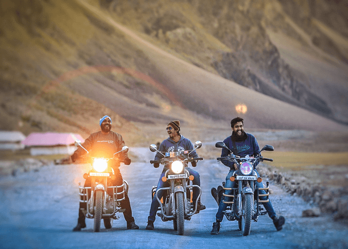 bike tour to leh - manali