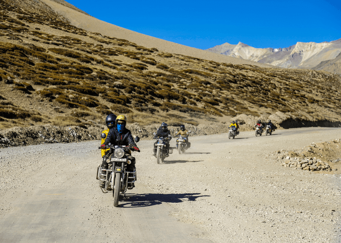 Adventures of Ladakh | Manali - Leh - Manali