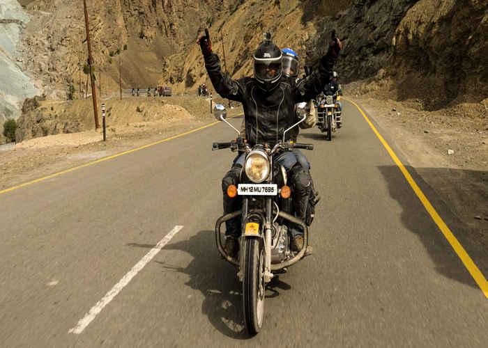 duo riding