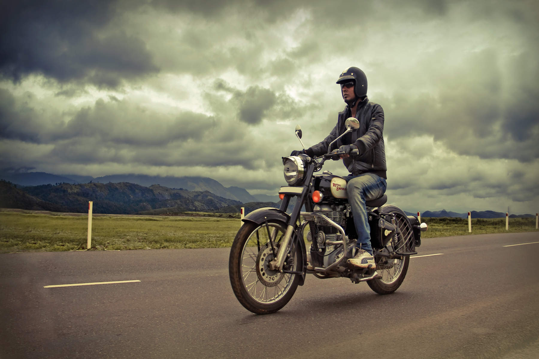 best biking with royal enfield