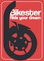 Bikester Global red