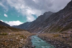 Spiti Valley During Monsoon