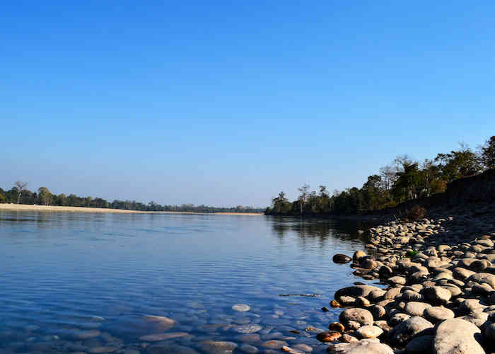 The Blue Kameng Nameri National Park