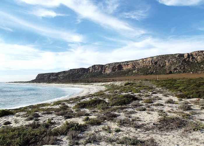 Mussel Point Mike Taylors Midden Elands Bay South Africa
