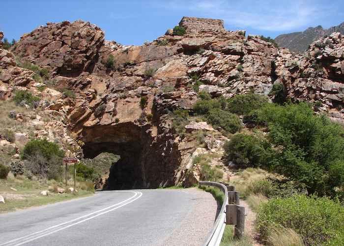 Cogmanskloof Tunnel Montagu