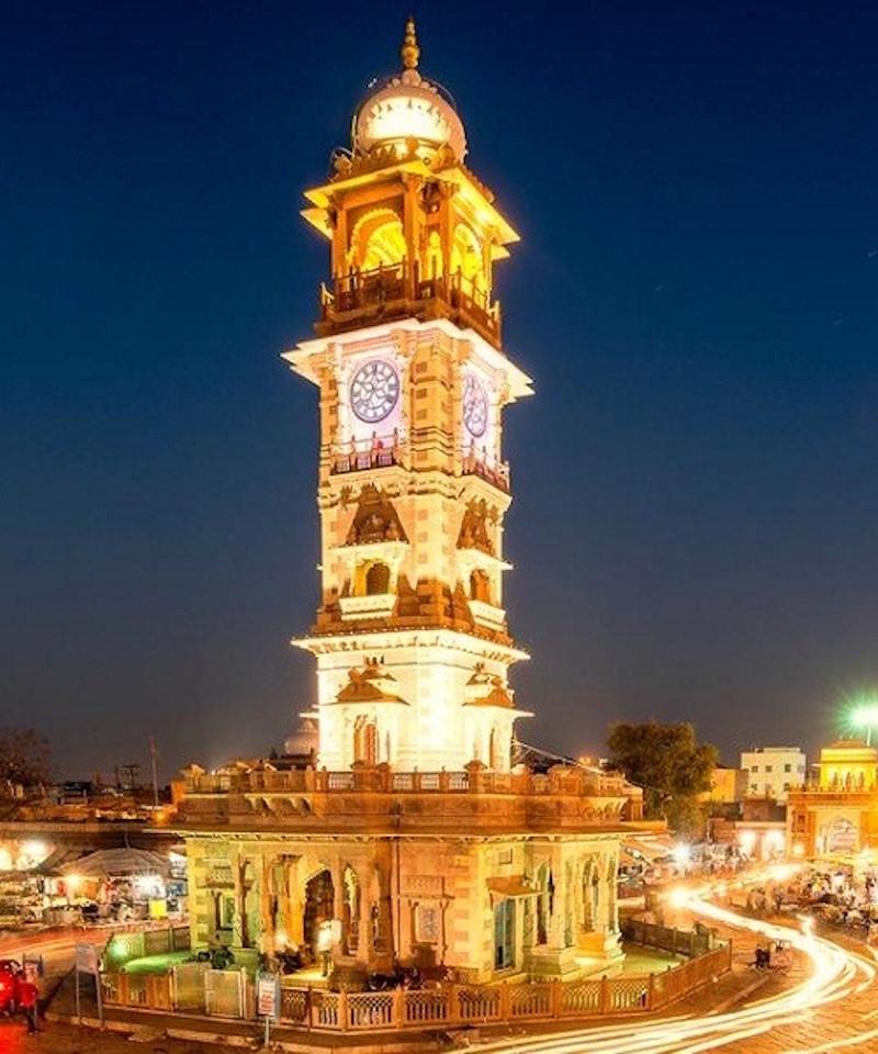 ghanta ghar in rajasthan