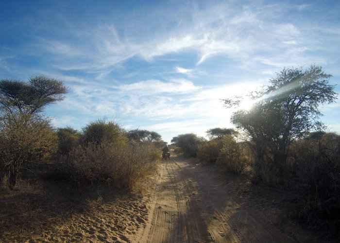 off roads in africa