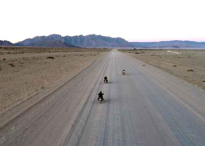 roads in africa