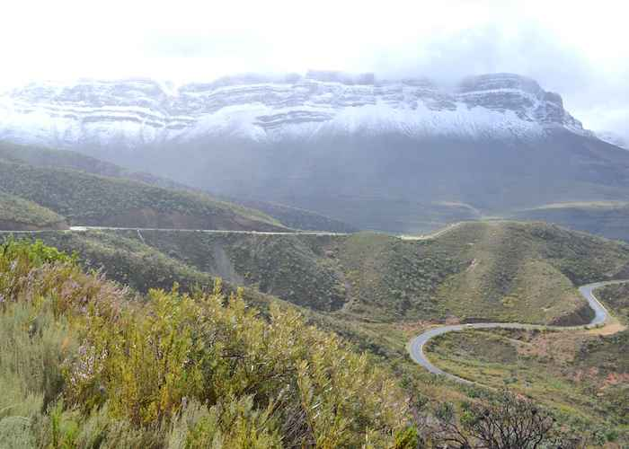 Gydo Pass between Ceres Citrusdal