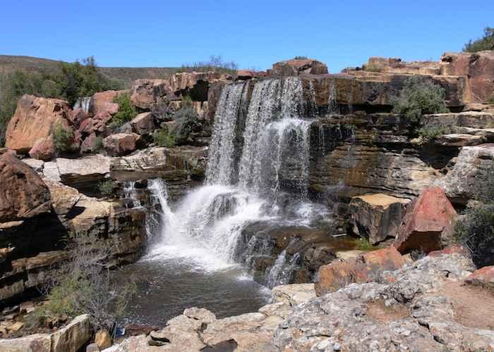 Nieuwoudtville Wasserfall