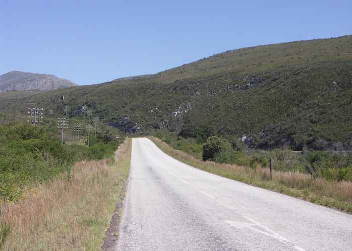 South Africa highway
