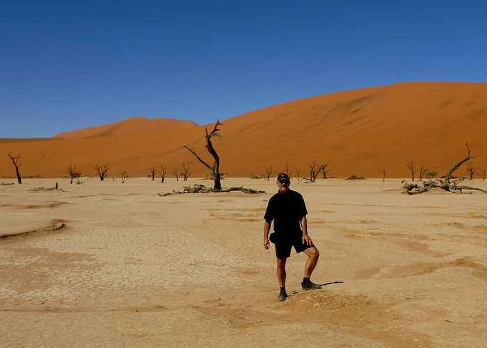 South Africa deserts