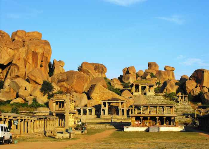 Hampi & Goa Group Self Drive Road trip