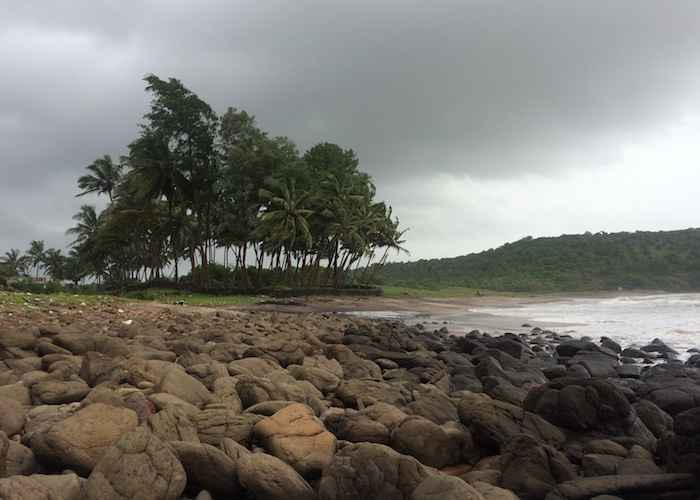 Beach in Ratnagiri
