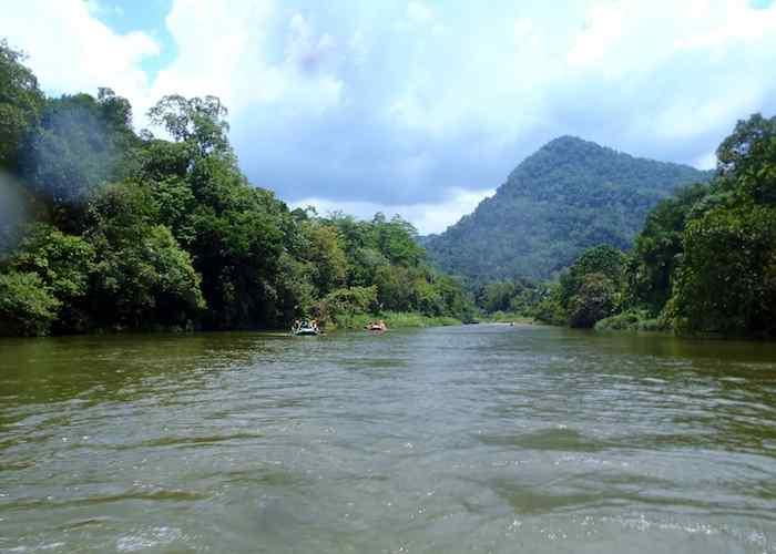 Kitulgala Rafting