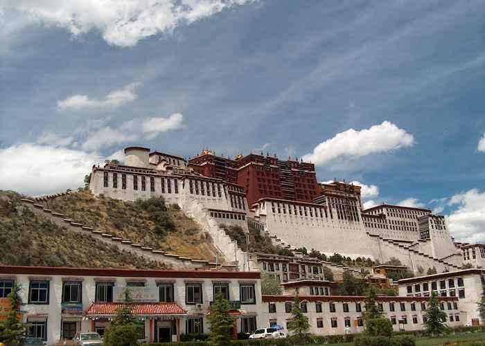 Pothala Lhasa Tibet