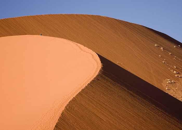 Sossusvlei Dune Namib Desert Namibia Luca Galuzzi
