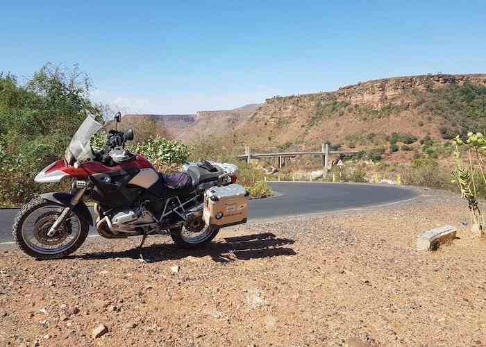 Cape to Cairo on Bike