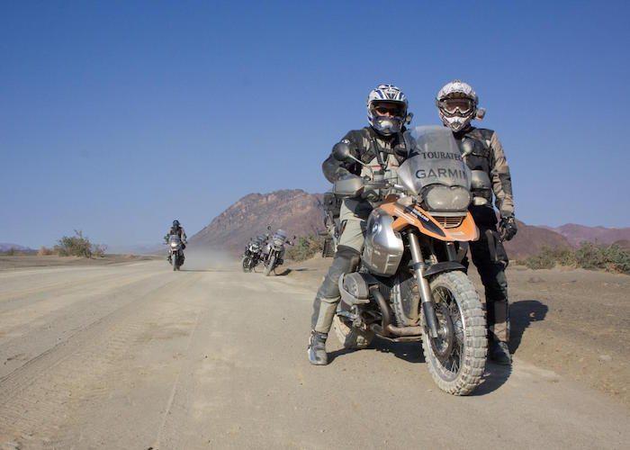 Africa's Adventure Ride